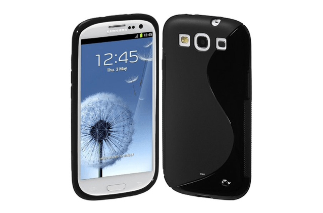 best samsung galaxy s3 cases cimo s line back flexible cover tpu case for