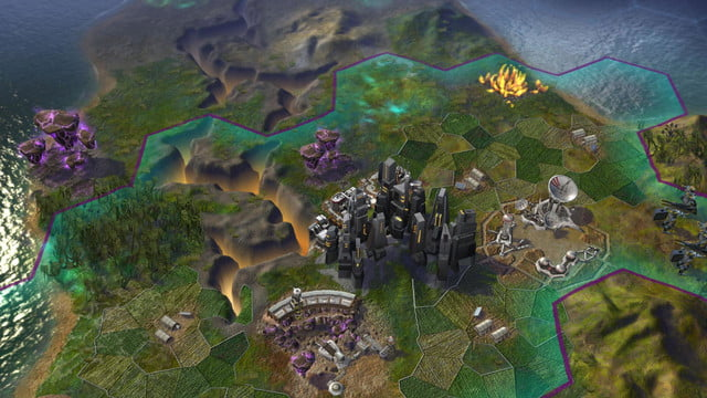 will first 250 turns civilization beyond earth shape screenshot 14