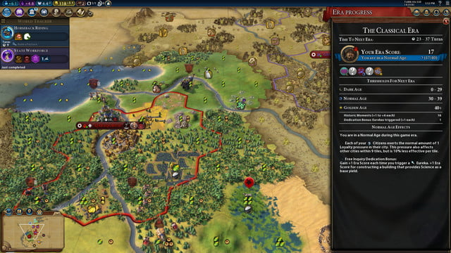 Civilization VI: Rise & Fall hands-on preview