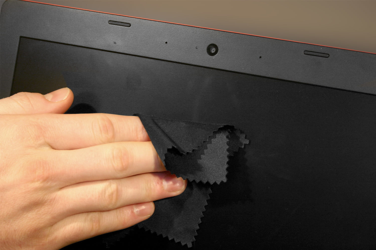 Image titled Remove Stickers from a Laptop Step 7