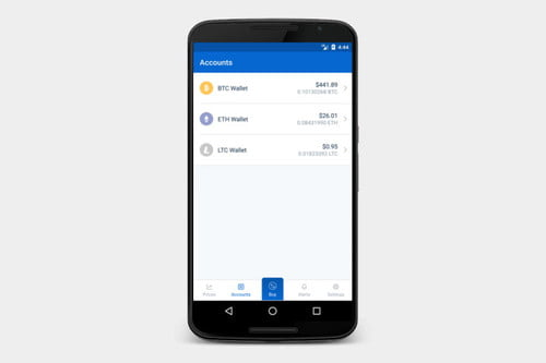 how to trade cryptocurrency on iphone