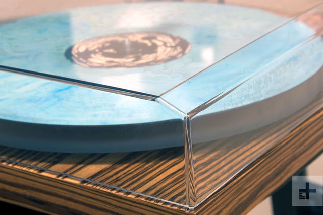 cCrosley C20 Turntable dustcover