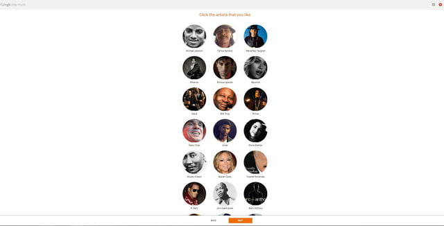 google music announces free ad supported tier customized radio artists you like