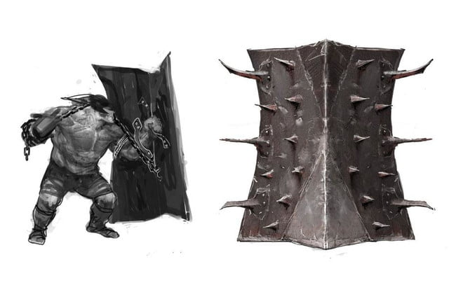 heres everything need know story leading dragon age inquisition daii concept art 21