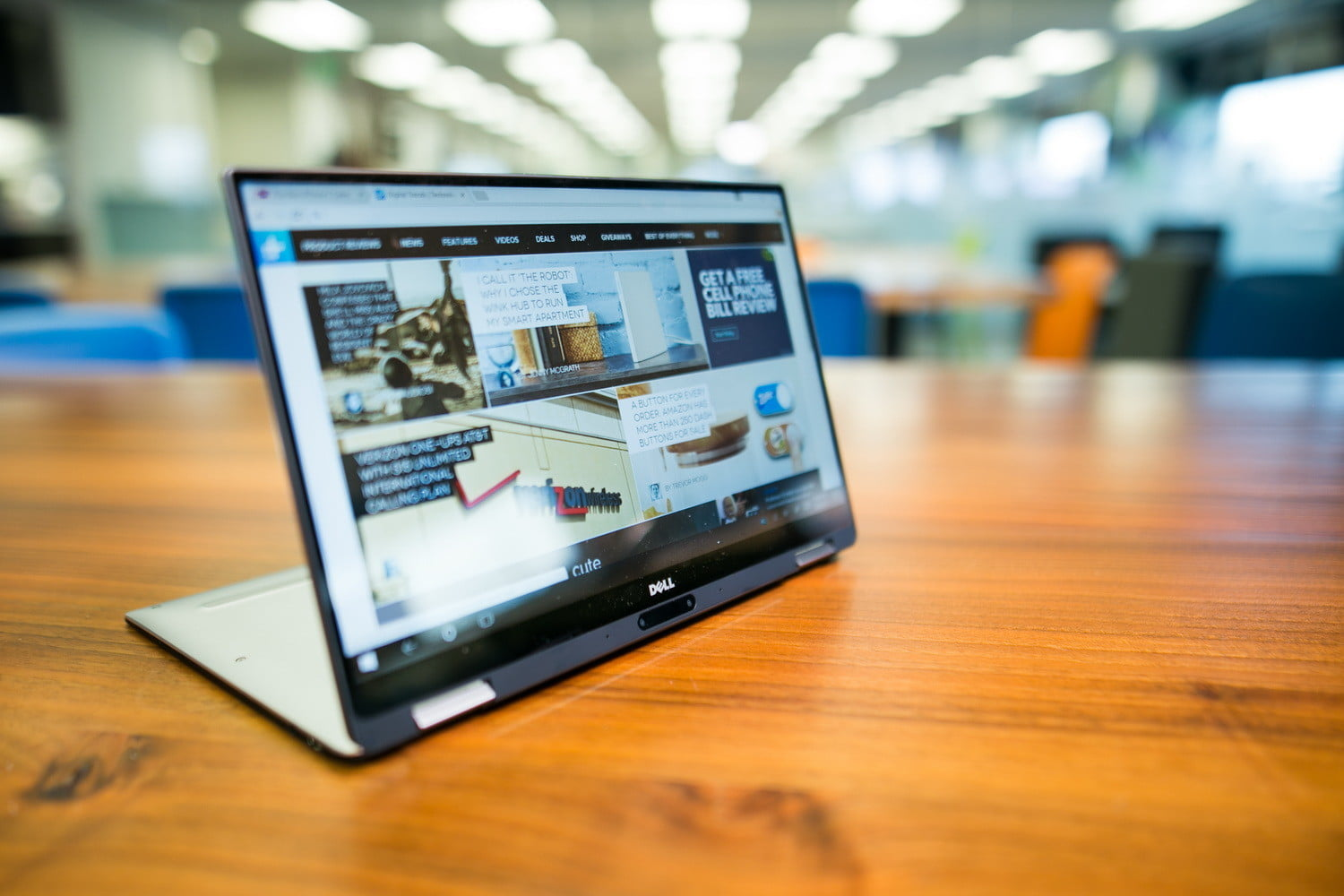 0244285bb1dc Dell XPS 13 2-in-1 Review: Building on a Winning Formula | Digital ...