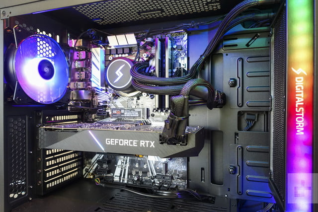 Digital Storm Lynx Review A Prebuilt Gaming Pc With