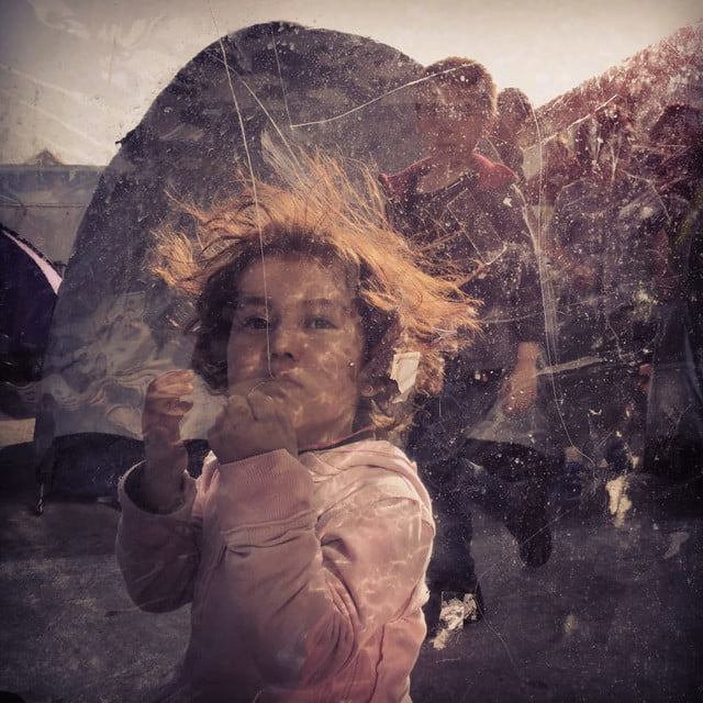 2016 International iPhone Photography Awards - New Events - First Place - Loulou d'Aki