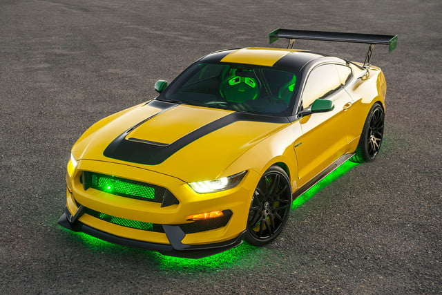 ford ole yeller shelby gt350 mustang specs performance 09