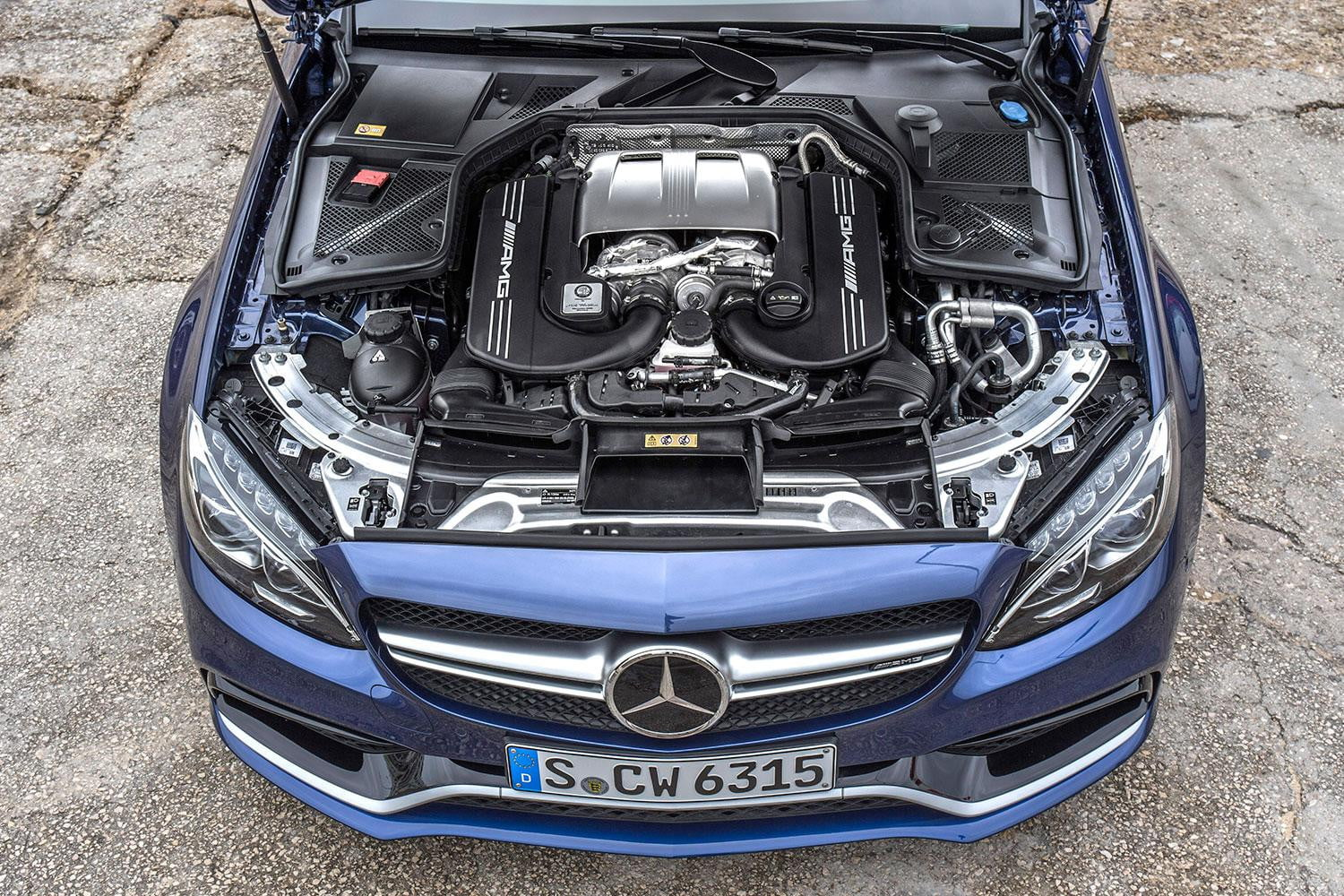 2015 Mercedes Amg C63 And C63 S First Drive Review Digital