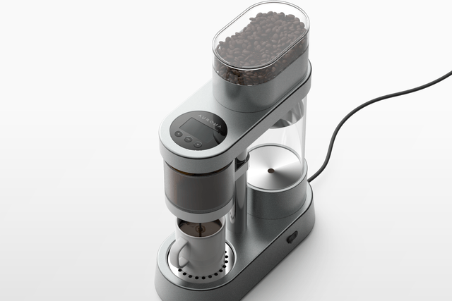 the auroma one learns how you like your coffee 20151102 render topscreen