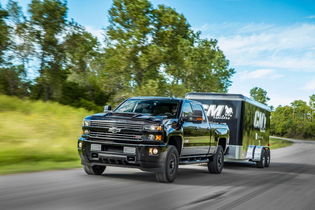 2016 Duramax Specs >> Gm Fires Back At Ford With Upgraded Duramax Diesel V8 Digital Trends