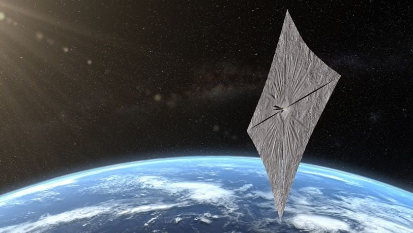What Bill Nye's solar sail means for the future of space travel