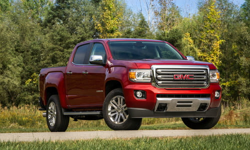 2018 GMC Canyon | Release Date, Prices, Specs, Features