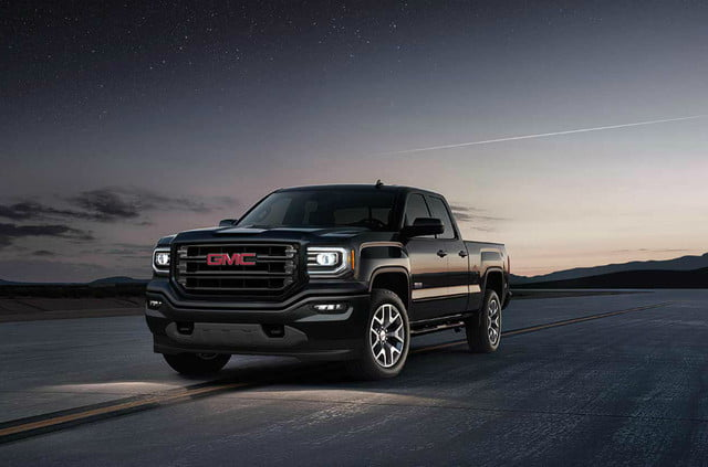 2018 GMC Sierra 1500 | Models, Specs, Price, Features ...