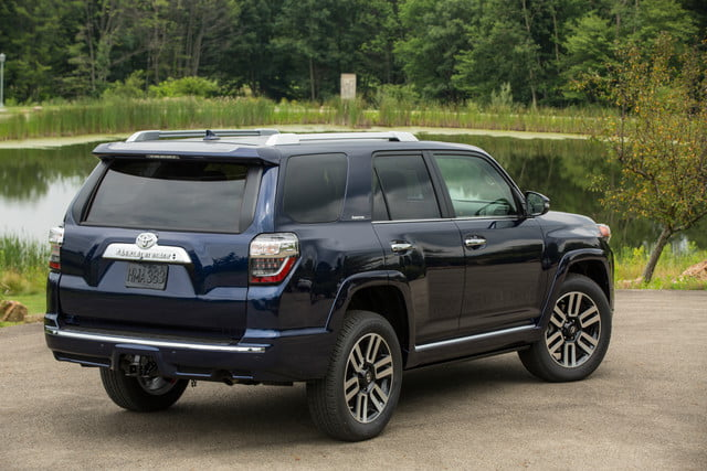 2018 toyota 4runner specs release date price performance limited 07