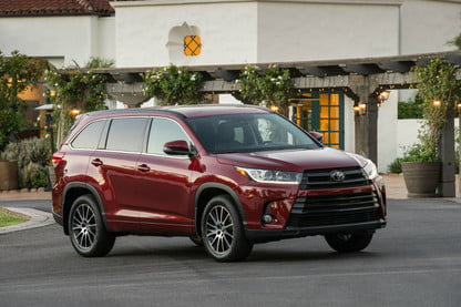 2018 Toyota Highlander | Release date, Prices, Specs