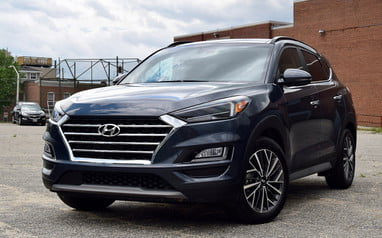 2019 Hyundai Tucson Affordable Luxury You Can Actually Use