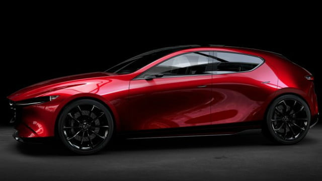 2019 Mazda3 Previews With Sporty Mature Body Promises