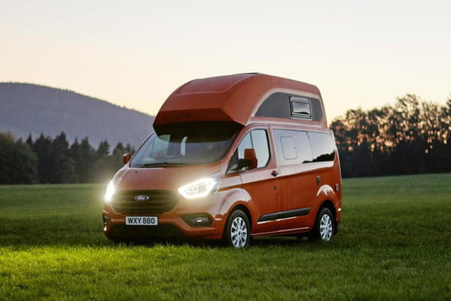 ford transit custom nugget van camper for europe 2019ford transitcustomnugget 8
