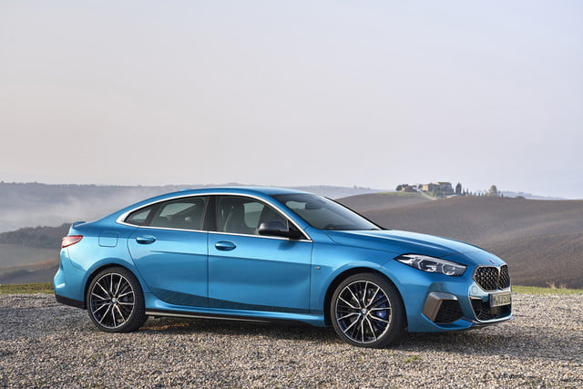 2020 bmw 228i m235i gran coupe unveiled as entry level sedans 2 series gc off 6