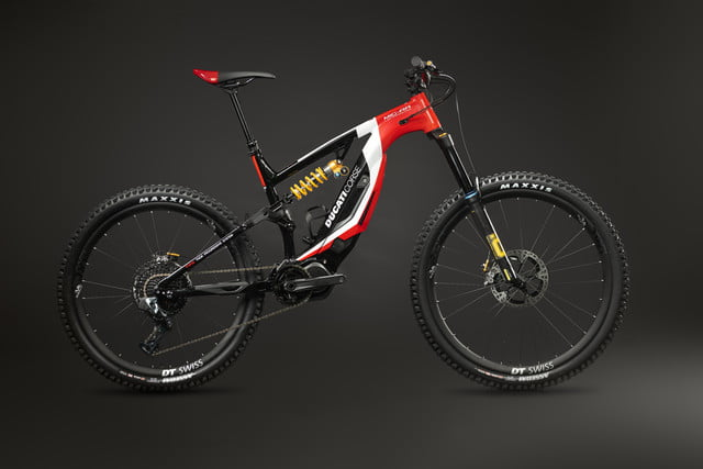 2020 ducati electric bicycle mountain bike range detailed mig rr limited edition 1