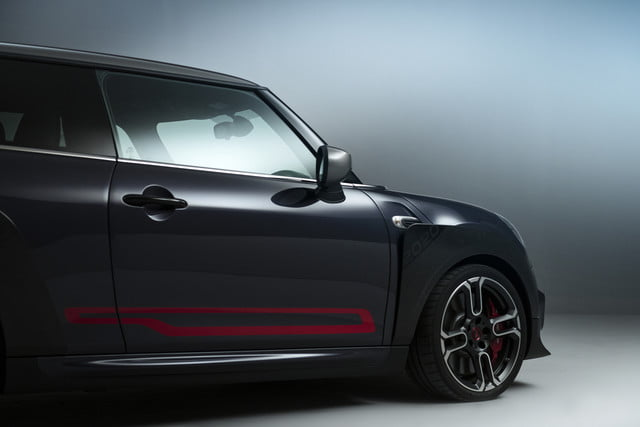 mini john cooper works gp concept news performance specs price 2020 2