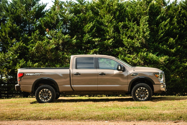 2020 nissan titan xd trim levels pricing and tech announced 6