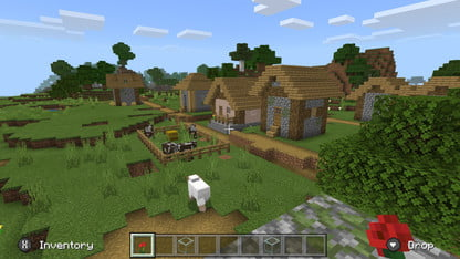 How To Find A Village In Minecraft Digital Trends