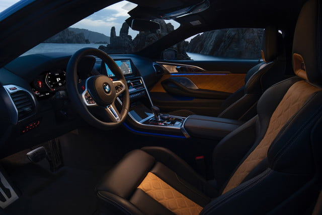 2020 Bmw M8 Revealed With Over 600 Horsepower Digital Trends