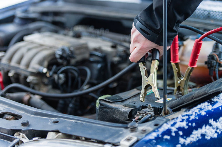 How To Charge A Car Battery | Instructions, Steps, Photos