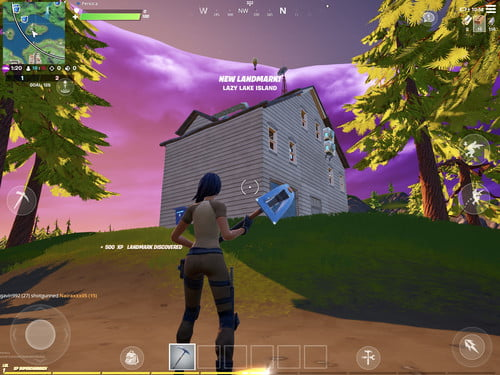 Fortnite Shadow Safe House Locations Season 2 Challenges Digital Trends
