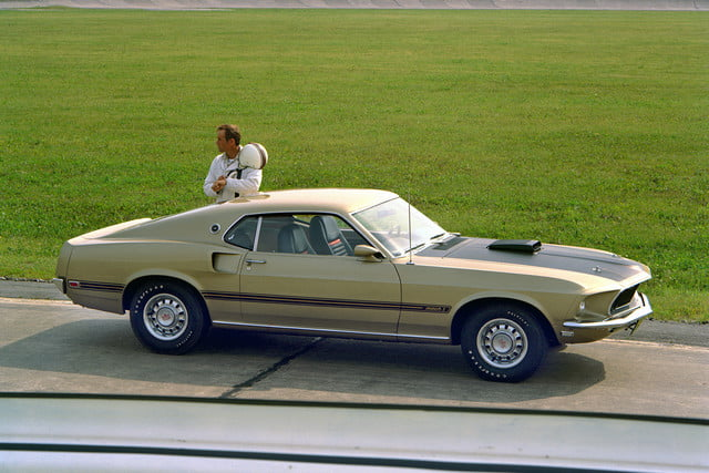 ford mustang history 69 3