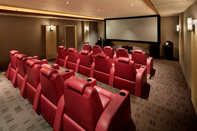 kumar malavallis 88 million home marries business and luxury a 15 seat movie theater is great place to catch all of the lates