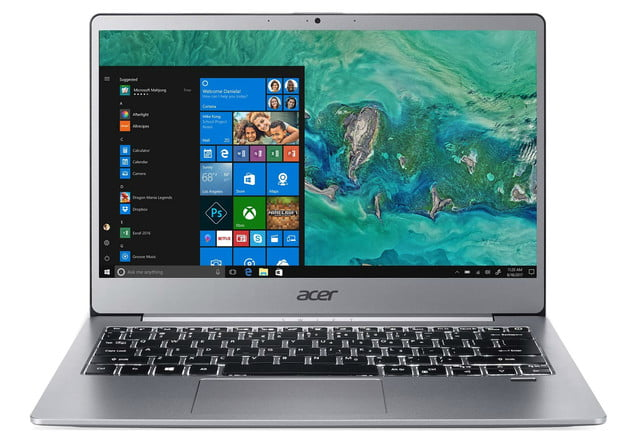 amazon slashes prices on acer laptops desktops monitors and gaming gear swift 3 sf313 51 50wl