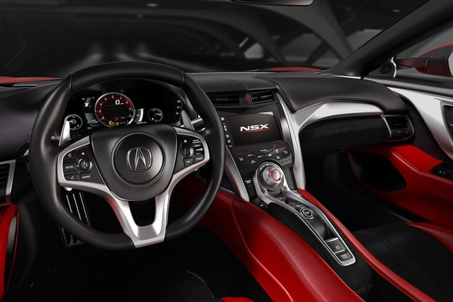 2016 acura nsx official specs pictures and performance reveal das2015 030b
