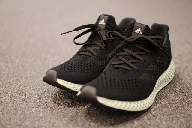 Adidas Futurecraft 4D 3D-Printed Shoes: Our First