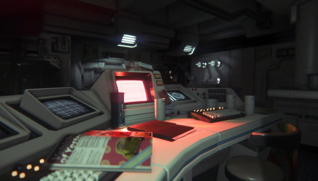 mothervr alien isolation on modern vr 6