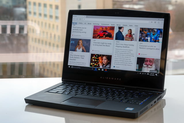 Alienware 13 R3 review