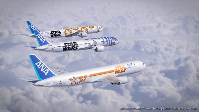anas r2 d2 jet will be the closest to flying in a star wars spacecraft ana family