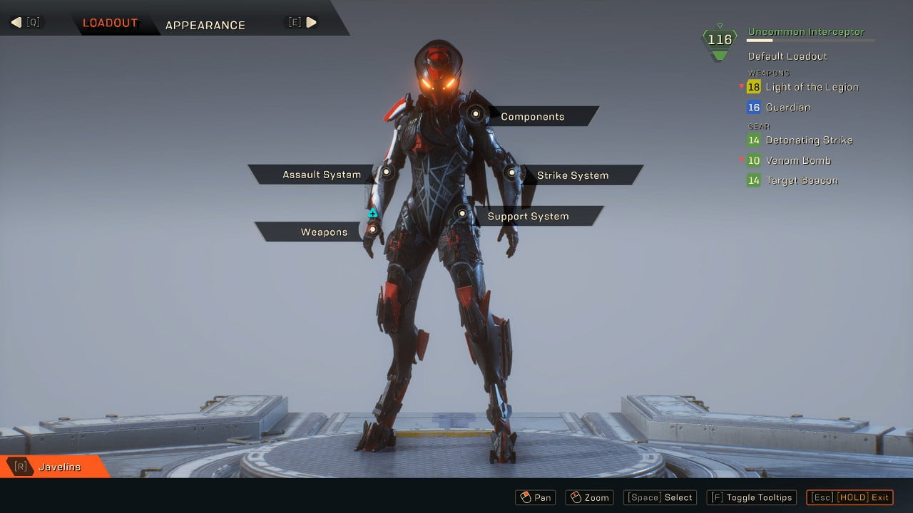 Anthem Review You Ll Feel Like Ironman But It S Still A Grind