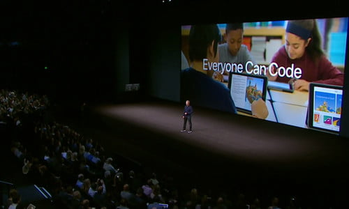 iWork Takes On Google Docs With Real-Time Collaboration