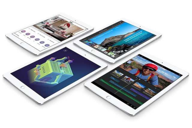 apple ipad air 2 mini 3 launch event news quartet press image