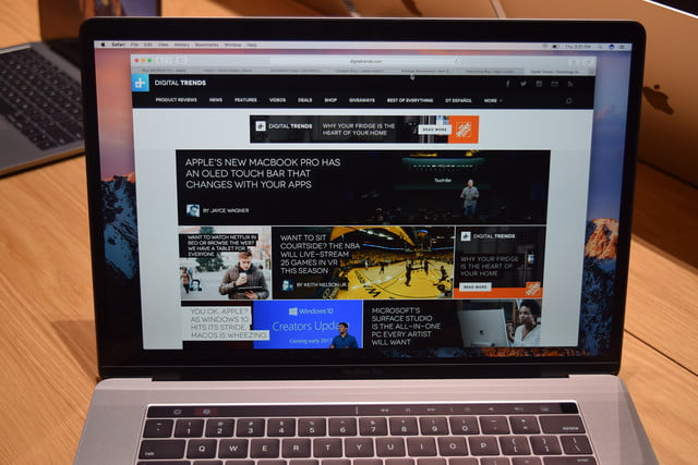 Apple MacBook Pro 15 (with Touch Bar) First Impressions
