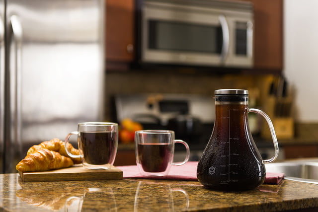 arctic cold brew system launches on kickstarter in the kitchen