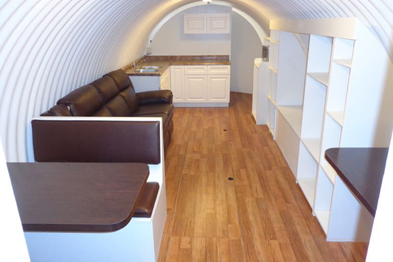 Atlas Survival Shelter Offers Underground Bunkers For Just 50 000