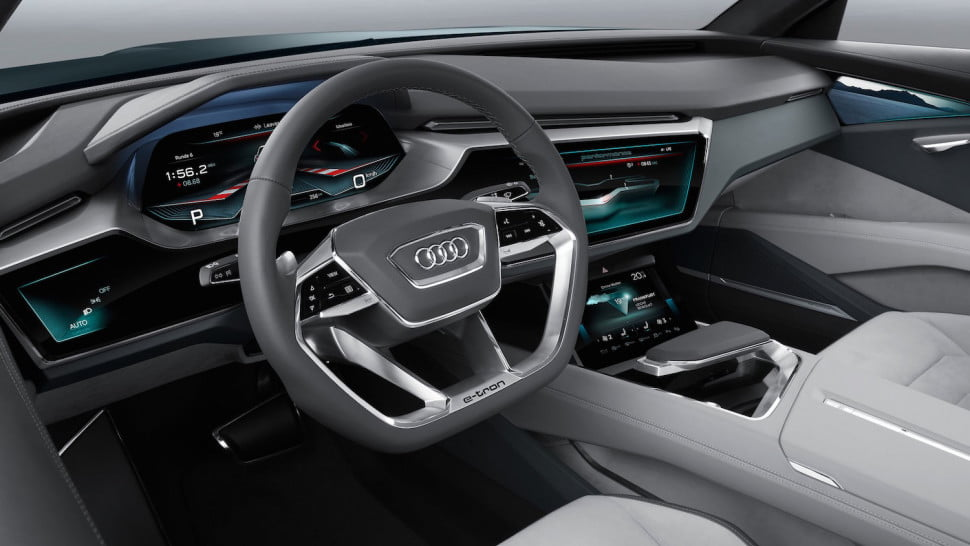 the top 10 best cars from frankfurt motor show audi e tron quattro concept interior 2 970x546 c