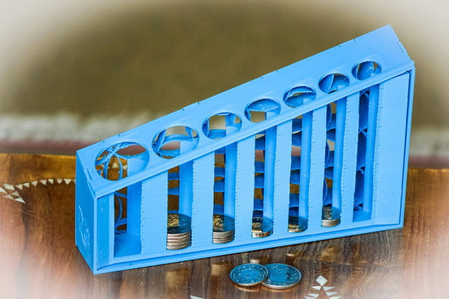 cool things to 3d print auto coin sorter for all currencies