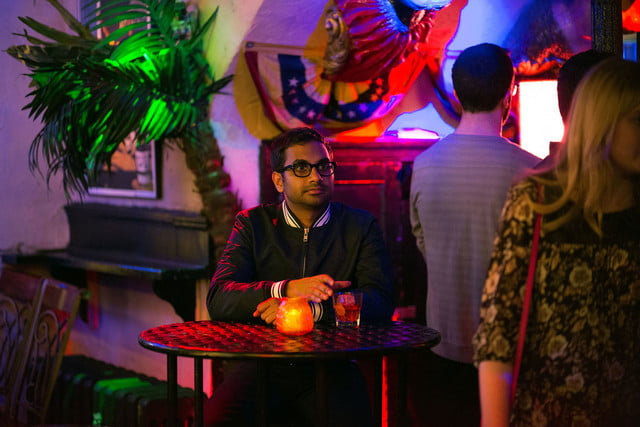 comedian stand up television series aziz ansari master of none