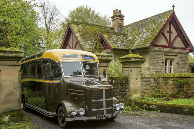 coolest bus to mobile home conversions bedfordbus