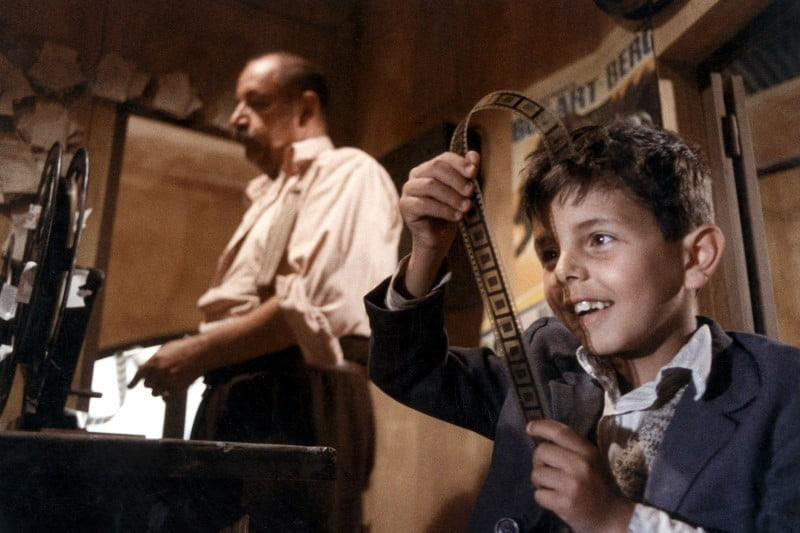 Foto do Cinema Paradiso